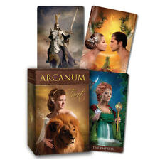 Arcanum Tarot NEW IN BOX by Lo Scarabeo Renata Lechner Boxed Edition 2018