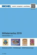 Michel Katalog 1.2 Mittelamerika 2019 catalogus catalogue Central America