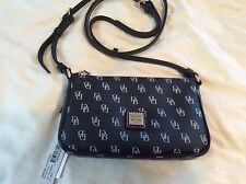 NWT Dooney & Bourke Lexi Crossbody 4Q400 Black