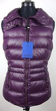 JOOP! Daunenweste Luxus Down Vest Jacket Damen Jacke Gr.36 Lila NEU mit ETIKETT
