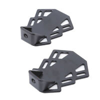 1Pc Bike Bicycle Anti-slip Pedals Foot Straps Fixed Beam Toe Clips Cycling FM