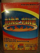 Ring Of Fire Profit 351casino Pull Tab Tickets 5 Window Seal