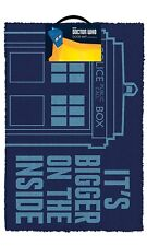 OFFICIEL Doctor Who Tardis porte bienvenue mat Dr Fantaisie Film cadeau maison