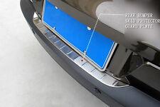 For VW Volkswagen Tiguan 2009 - 2015 Steel Outer Rear Bumper Guard Plate Trim