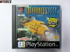 TREASURES OF THE DEEP Sony Playstation One Psx Ps1 Pal Namco Usato come nuovo!!