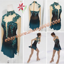 Ice Figure Skating Dress /Rhythmic Gymnastics /Twirling Competition/Tap Costume