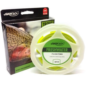 Airflo Velocity Intro Performance Trout Fly Fishing Line Floating 5wt - 8wt