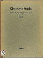 Klassische Stücke  - Heft 1 - gebunden - Violine und Klavier