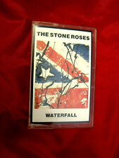 """Stone Roses """"Waterfall"""" """"One Love"""" Cassette Single vintage rare"""