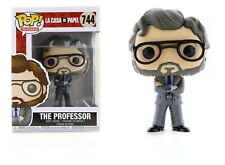 Funko Pop Television: La Casa de Papel - The Professor Vinyl Figure Item #34496