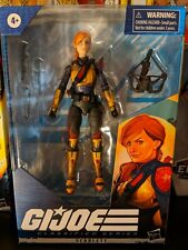 "G.I. JOE CLASSIFIED SERIES SCARLETT - 6"" FIGURE MIB!"