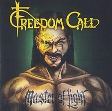 FREEDOM CALL Master Of Light with Two Bonus Tracks JAPAN CD