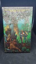 Fuzzy Sapiens: H. Beam Piper. Ace Book 26192-X. 1985. Fantasy. E-92