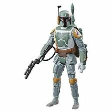 Star Wars Galaxy of Adventures Boba Fett 3.75-Inch-Scale Figure Toy and Mini ...