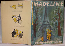 Bemelmans, Ludwig(A/I): Madeline ** Caldecott Honor ** HB/DJ 1st/Early
