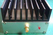 1PC 6W Ultra-wideband RF amplifier / HF linear amplifier 1MHz - 100MHz 6W 37dB