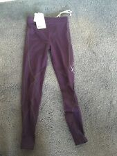 Brand new from Japan CWX purple tights long Size S with tags RRP $199