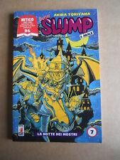 Dottor SLUMP n°7 Mitico n°36  Akira Toriyama Star Comics [G370P]