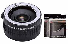 Kenko 2.0x Teleplus 2x MC7 DGX Auto Focus Telephoto Converter for Sony a Alpha