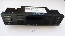 BMW E39 525 530 540 M5 A/C AIR CONDITIONING HEATER CLIMATE CONTROL UNIT 6915799