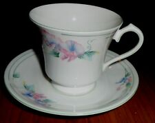 AYNSLEY Fine English Bone Chna Little Sweetheart Tea Cup and Saucer