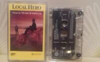MARK KNOPFLER Local Hero 1983 UK MUSIC CASSETTE TAPE PLAY TESTED