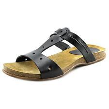 Sandali e scarpe nere Kickers per il mare da donna