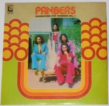 """Panbers - Krongcong Pop Panbers Vol. 1 - original Indonesia 12"""" LP vinyl RARE!"""