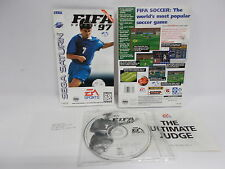 FIFA SOCCER 97 (SEGA SATURN) NTSC VERSION USED NO BOXED