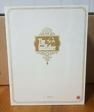 The Godfather 40th Anniversary Collection Limited Blu-ray Boxset - Rare & OOP