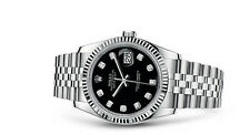Rolex Stainless Steel Band Unisex Wristwatches
