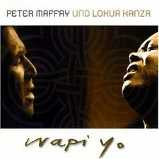 Peter Maffay Wapi yo (1998, & Lokua Kanza) [Maxi-CD]
