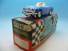 Scalextric C84 Triumph TR4A Race tuned Hong Kong version, boxed
