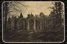 Bourlon/Cambrai-1918-Pas-de-Calais-A.O.K.2-Ouartier-12.Infanterie-Div.-98