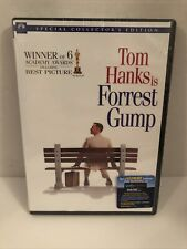 Forrest Gump Special Collector's Edition Dvd Factory Sealed Tom Hanks