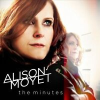 ALISON MOYET The Minutes CD BRAND NEW