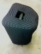 QSC K10 K 10 Premium Padded Black Speaker Covers (2)   Quantity of 1 = 1 Pair!