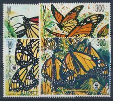 Mexiko WWF 2095/98 postfrisch .........................