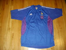 ADIDAS FRANCE FRENCH NATIONAL FFF  BGK UNITED 2003 SOCCER JERSEY  MENS JERSEY