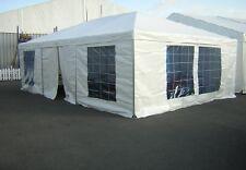 Partyzelt-Festzelt-Bierzelt-Zelt-Lagerzelt 5x7,50/2,10m