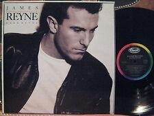 JAMES REYNE Hard Reyne 1989 Solo LP Australian Crawl
