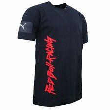 Puma Red Bull Formula One Footlocker Tee Mens Graphic T-Shirt 579735 01