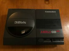Commodore AMIGA CD32 Bit Game Console 1994 (Tested/Working)