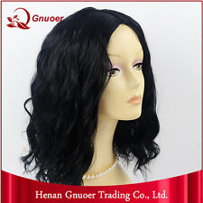 Sale Fluffy Synthetic Natural Wave Wig For Black Women Hair Long Bob14'
