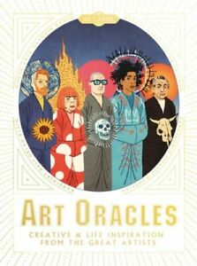 ART ORACLES NOUVEAU TYLEVICH KATYA LAURENCE KING PUBLISHING CARDS