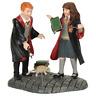 Harry Potter Village Department 56 Ron and Hermione Mini-Figure Set