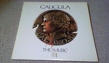 CALIGULA THE MUSIC PENTHOUSE OST 1st US 2LP 1980 Bob Guccione Malcolm McDowell