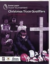 2016 Christmas Truce - Man United, Liverpool, Sunderland, Stoke, Hull, Blackburn