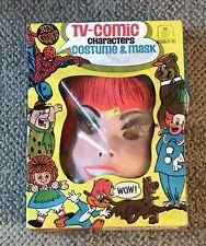 BEN COOPER  JEANNIE  HALLOWEEN COSTUME  HANNA BARBERA CARTOON  1974  W/ BOX