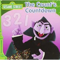 SESAME STREET The Count's Countdown CD BRAND NEW ABC For Kids